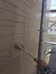 奈良県奈良市Y様の外壁塗装リフォーム工事