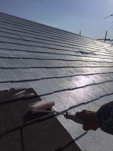 奈良県奈良市Y様屋根塗装リフォーム工事