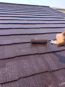奈良県奈良市Y様の屋根塗装リフォーム工事