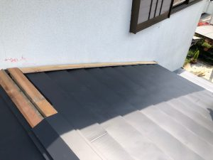 奈良県高取町U様屋根リフォーム工事