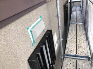 三重県名張市K様 雨漏り修理