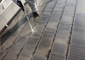 三重県名張市K様 屋根洗浄