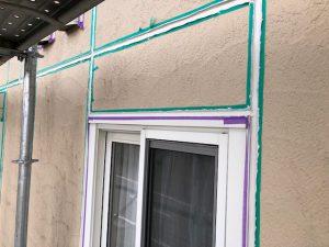 三重県名張市K様 外壁修理