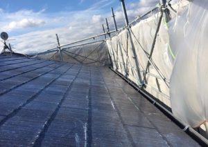 三重県名張市K様 屋根塗装リフォーム