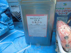 奈良県橿原市H様 屋根下塗り材料