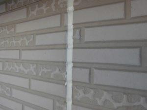 奈良県橿原市h様 外壁サイディング壁 シーリング完成