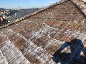 奈良県橿原市M様屋根瓦塗装リフォーム工事
